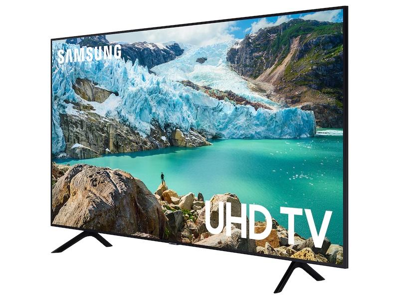Samsung Crystal UN75TU8000F 74.5 Smart LED-LCD TV - 4K UHDTV - Black